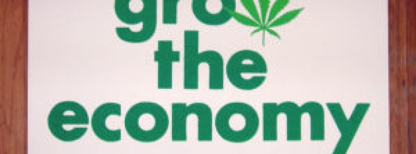 Economists Wants To Legalize Marijuana