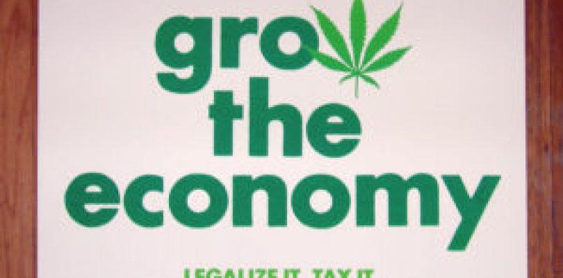 Economists Wants To Legalize Marijuana
